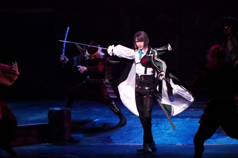 ミュージカル『刀剣乱舞』~静かの海のパライソ~開幕!「この物語を背負わせていただきます」