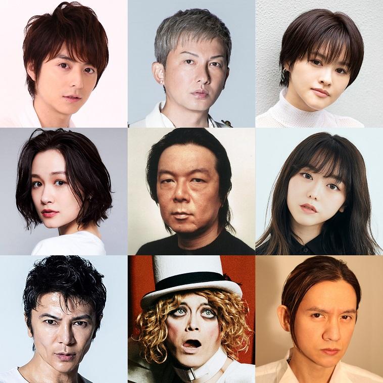 5年ぶりの『ロッキー・ホラー・ショー』古田新太、3度目にしてラストの卒業公演に